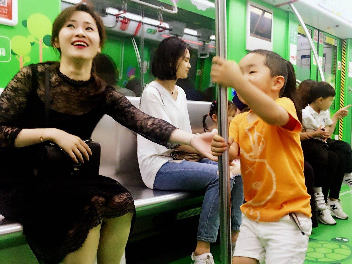 中国に設けられた「子育て専用車両」がすごく良い!日本でも取り入れるべき!