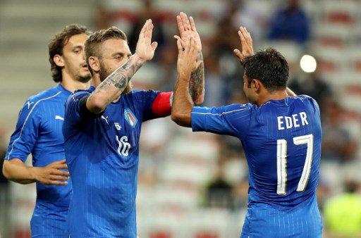 Italia Uruguay 3-0: Ottava partita senza sconfitte per l'Italia di Ventura