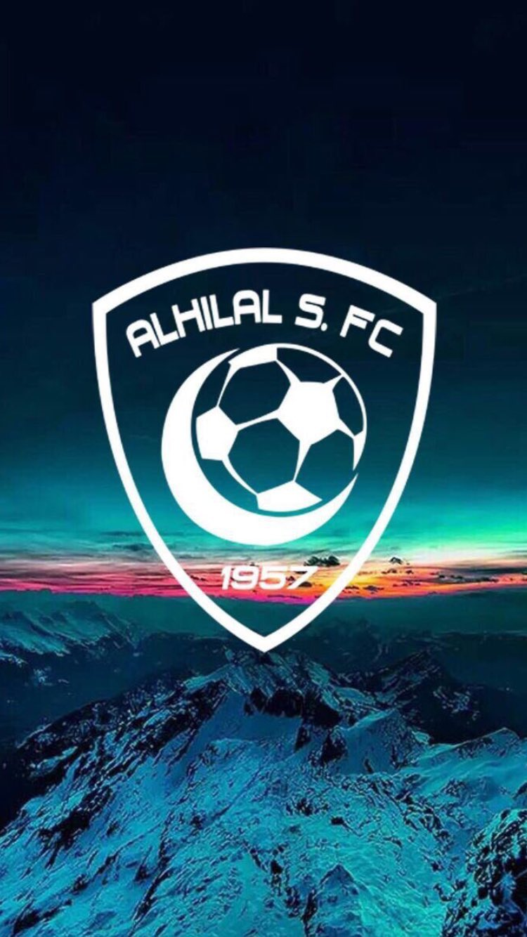 خلفيات شعار نادي الهلال