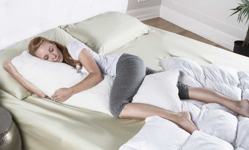snuggling positions chest pillow - 900×545