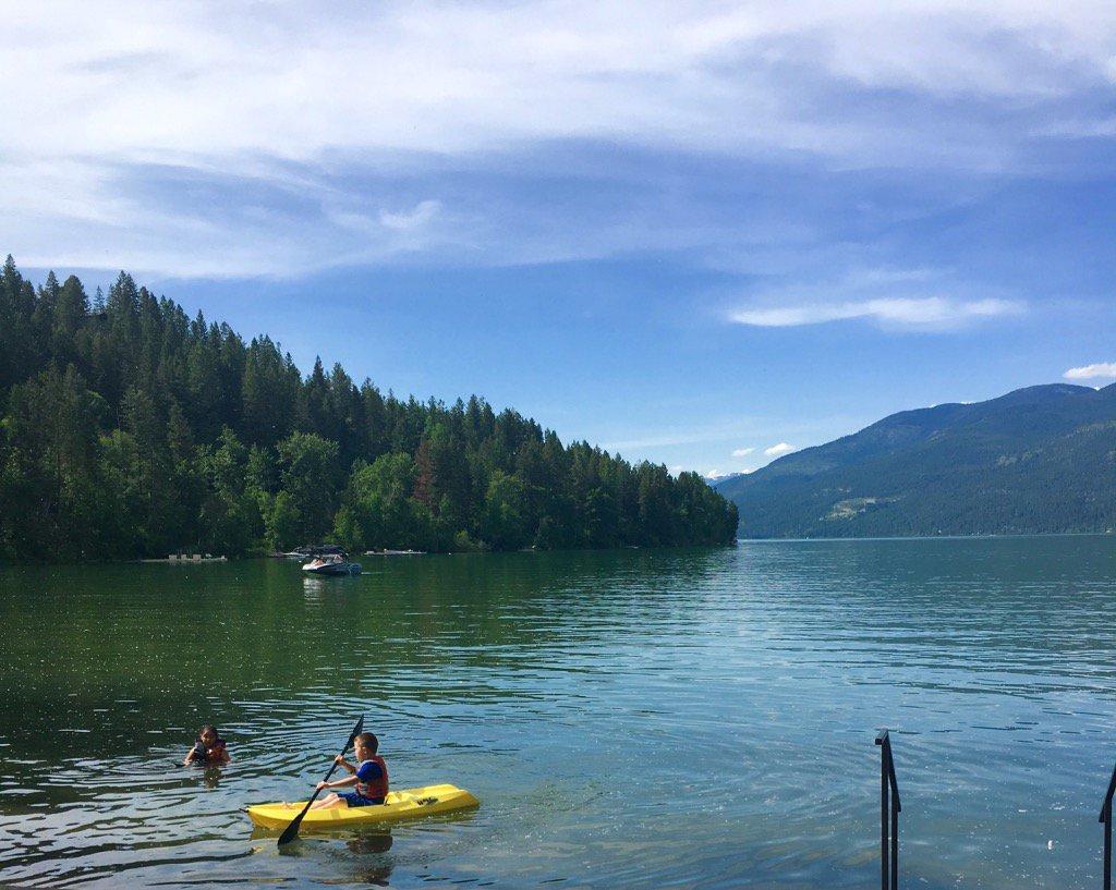 lynn hayes whitefish lake