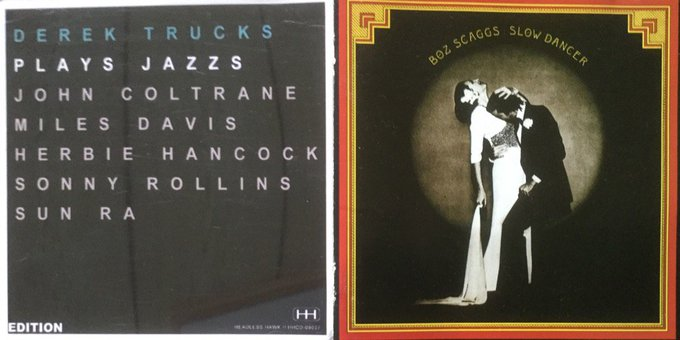 happy birthday. Derek Trucks & Boz Scaggs  & Uri Caine & Nancy Sinatra & Bonnie Tyler & CHUCK NEGRON