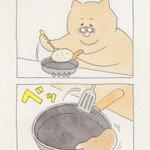 あるあるホットケーキを作る時にたまにある失敗