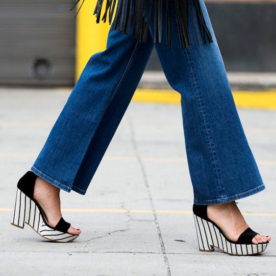 Platforms Are Back! Here Are 17 Super-Cool Styles to Shop Now
