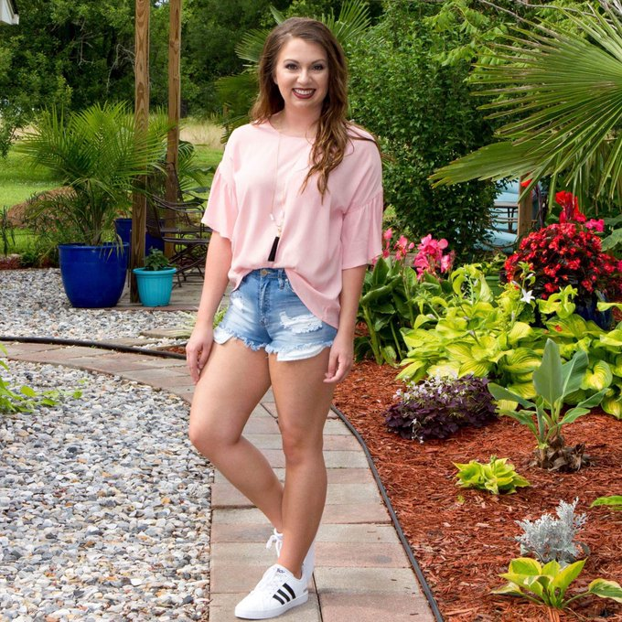 Bloggers Favorite Pink Top