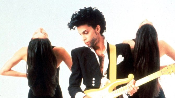 Happy Birthday to the legendary Prince