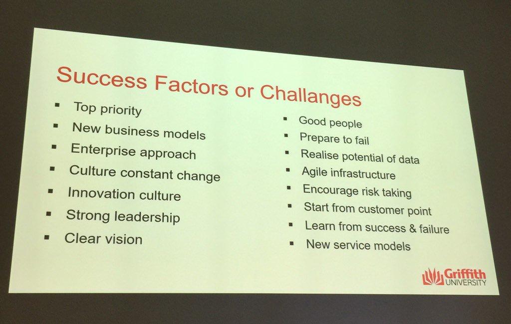 Digital transformation success factors/challenges #edutechau https://t.co/DJFY39OdgQ