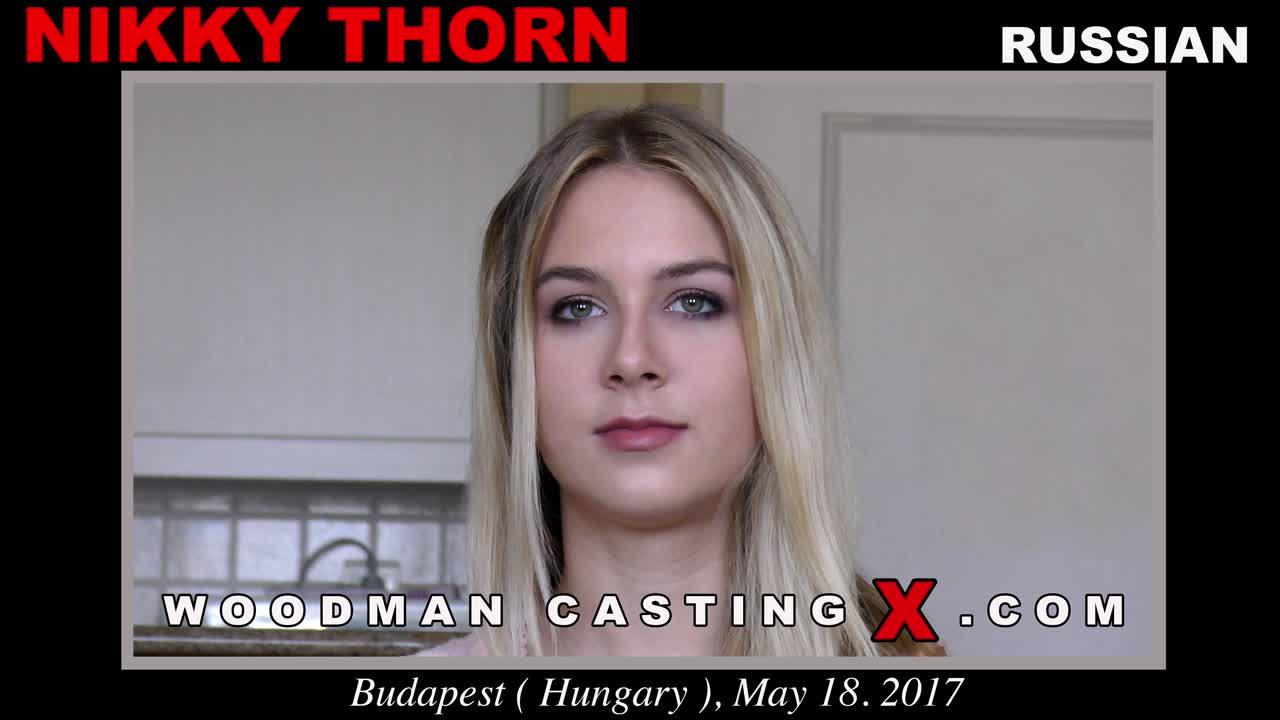 Woodman Casting X on Twitter: [New Video] Alecia Fox