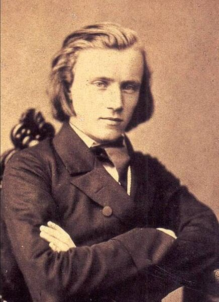 When the classical music fest you are attending talks about hot composers. #whereisthelie #johannesbrahms <br>http://pic.twitter.com/5VMdoP1a7J