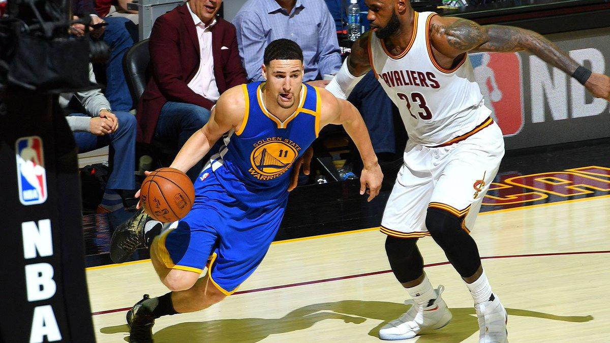 NBA - Chiave tattica Warriors  12 triple nel primo tempo! - Pianeta ... 2dbbafd6910