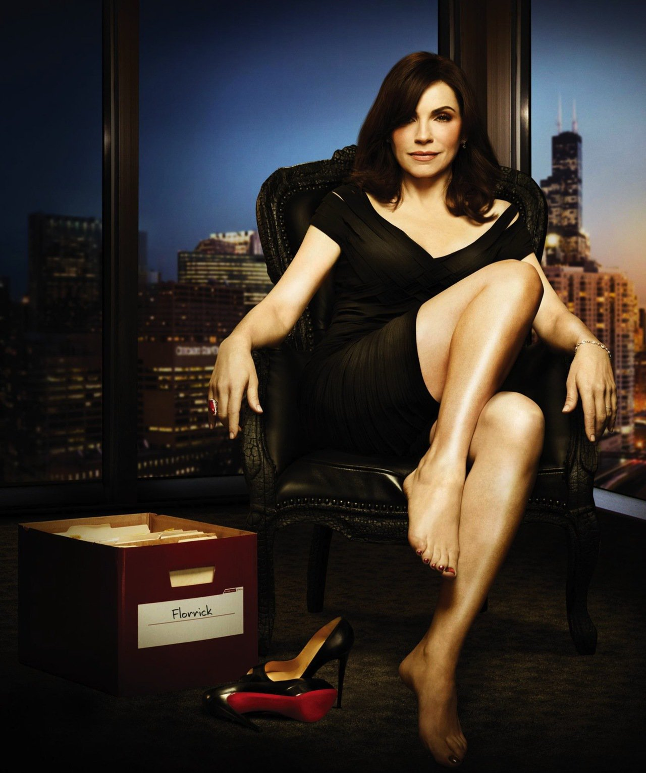 Happy Birthday to Julianna Margulies, who turns 51 today!