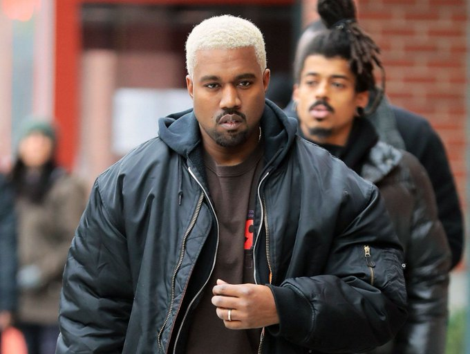 Happy Birthday to Kanye West, who turns 40 today!