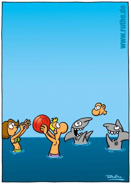 Heute ist Tag des Meeres.