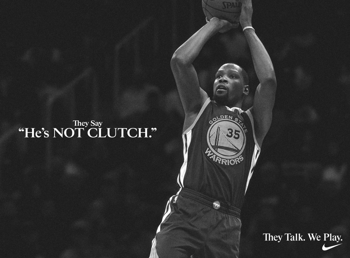 They Talk. We Play. #NikeBasketball