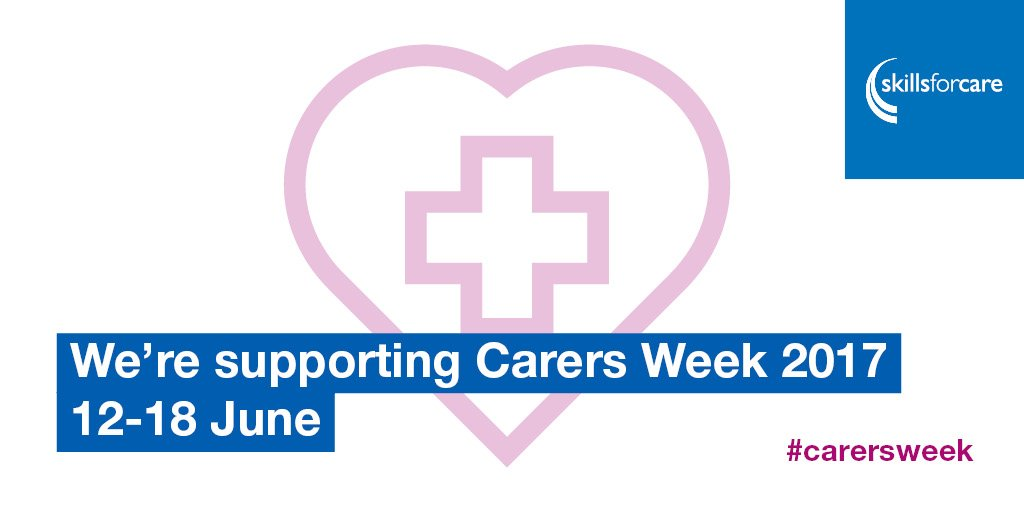 Next week is @carersweek where we support and praise the work of some 6.5 million #carers #CarersWeek https://t.co/WVIaq0bZPM