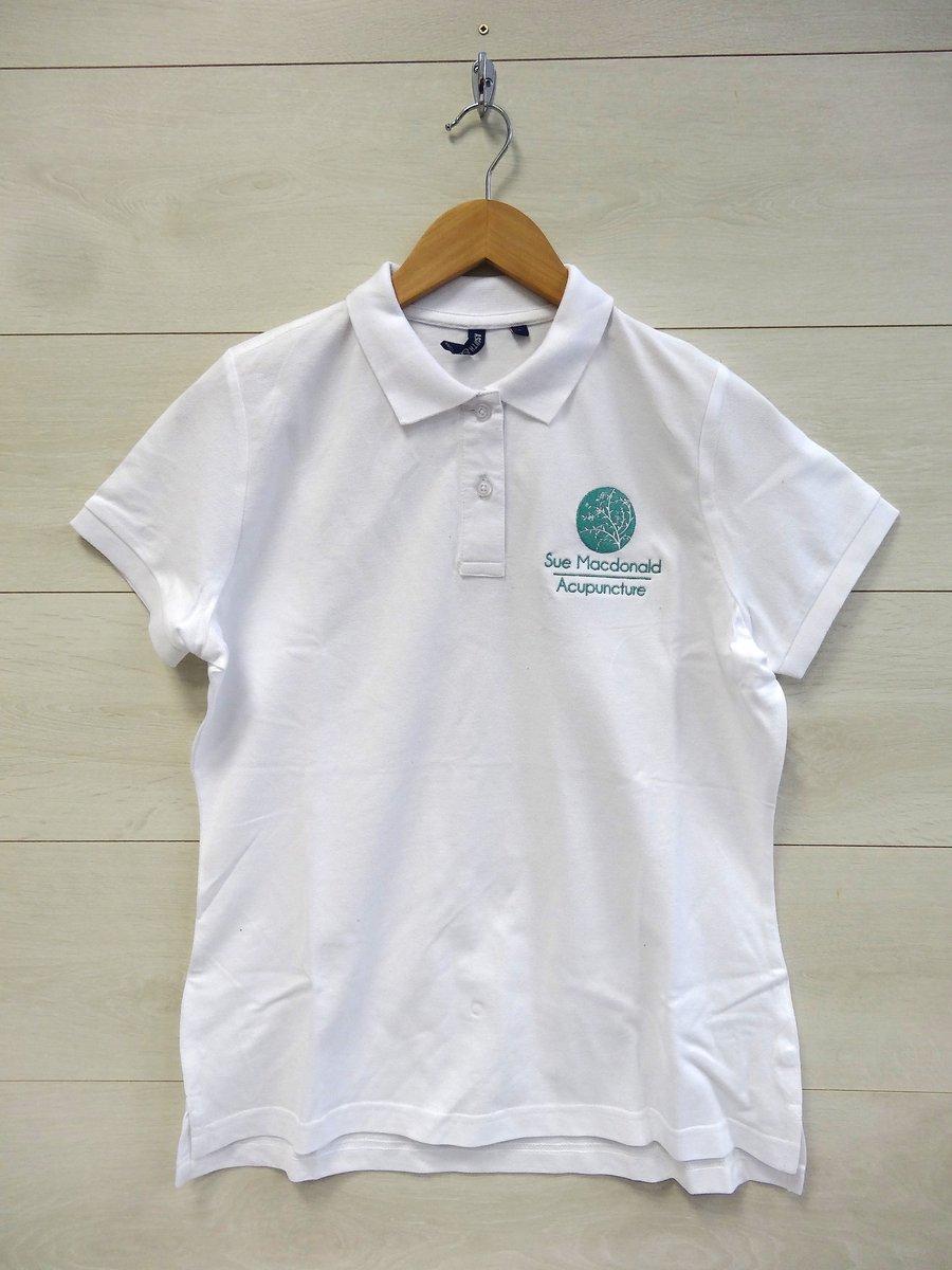 Embroidered Company Logo Polo Shirts Bcd Tofu House
