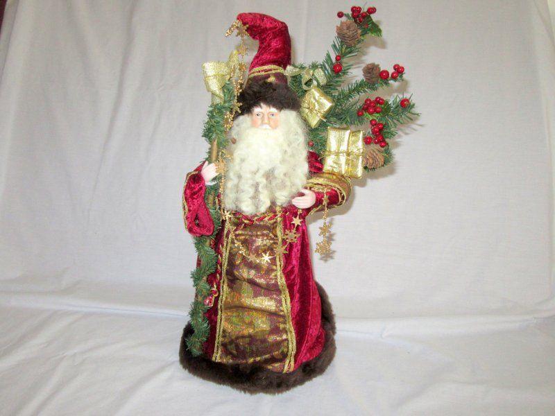 Christmas Musical Santa Claus San Francisco Music Box Co. 22 Inches http://ebay.to/2hvRMSE pic.twitter.com/bKvtTSiEBu