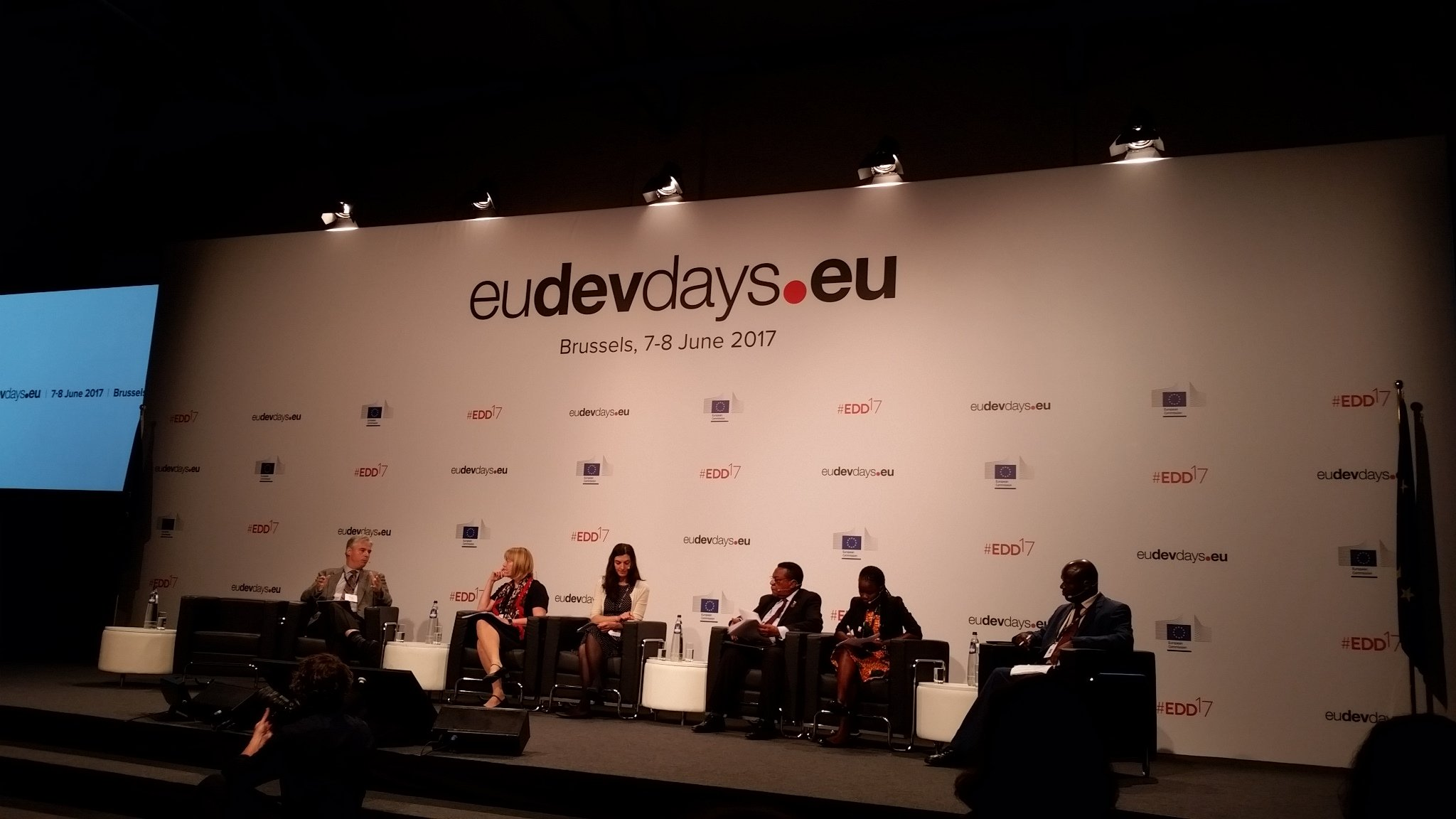 Discussing access of family planning services for young people at HLP at #EDD17   @C2030Europe and @ippfen https://t.co/txcRGOo2ji