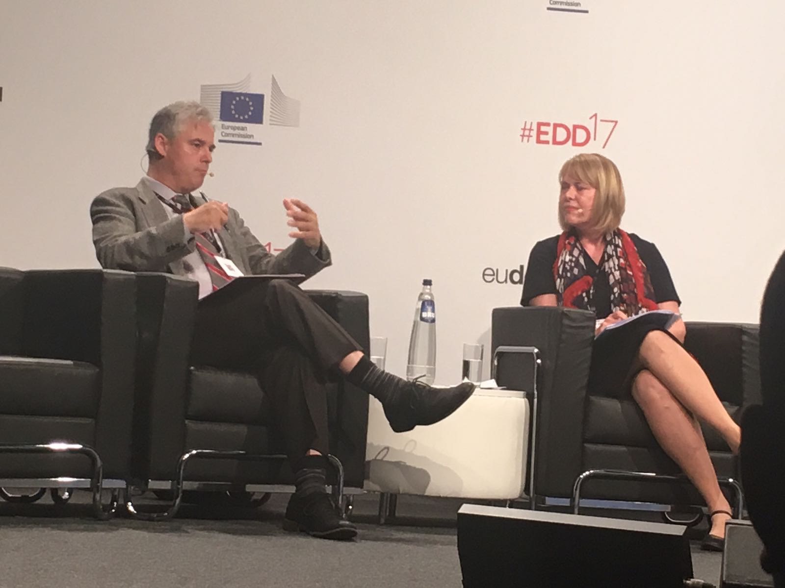 """""""We need to help young people make choices themselves and be the drivers of their own development"""" says Mattias Lundberg #EDD17 https://t.co/KCl0rYTc4q"""