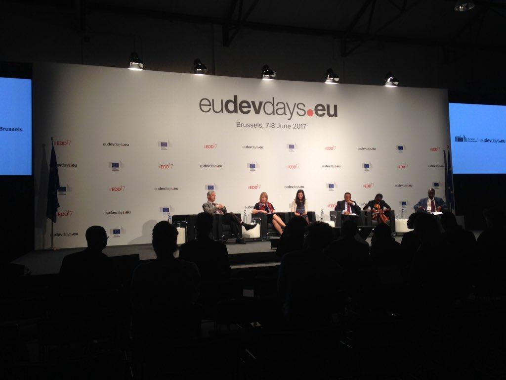 #edd2017 todays' 17 year old will be 30 in 2030. She will determine whether we achieve the #SDGs. Development with #youth https://t.co/nxydEsh6uv