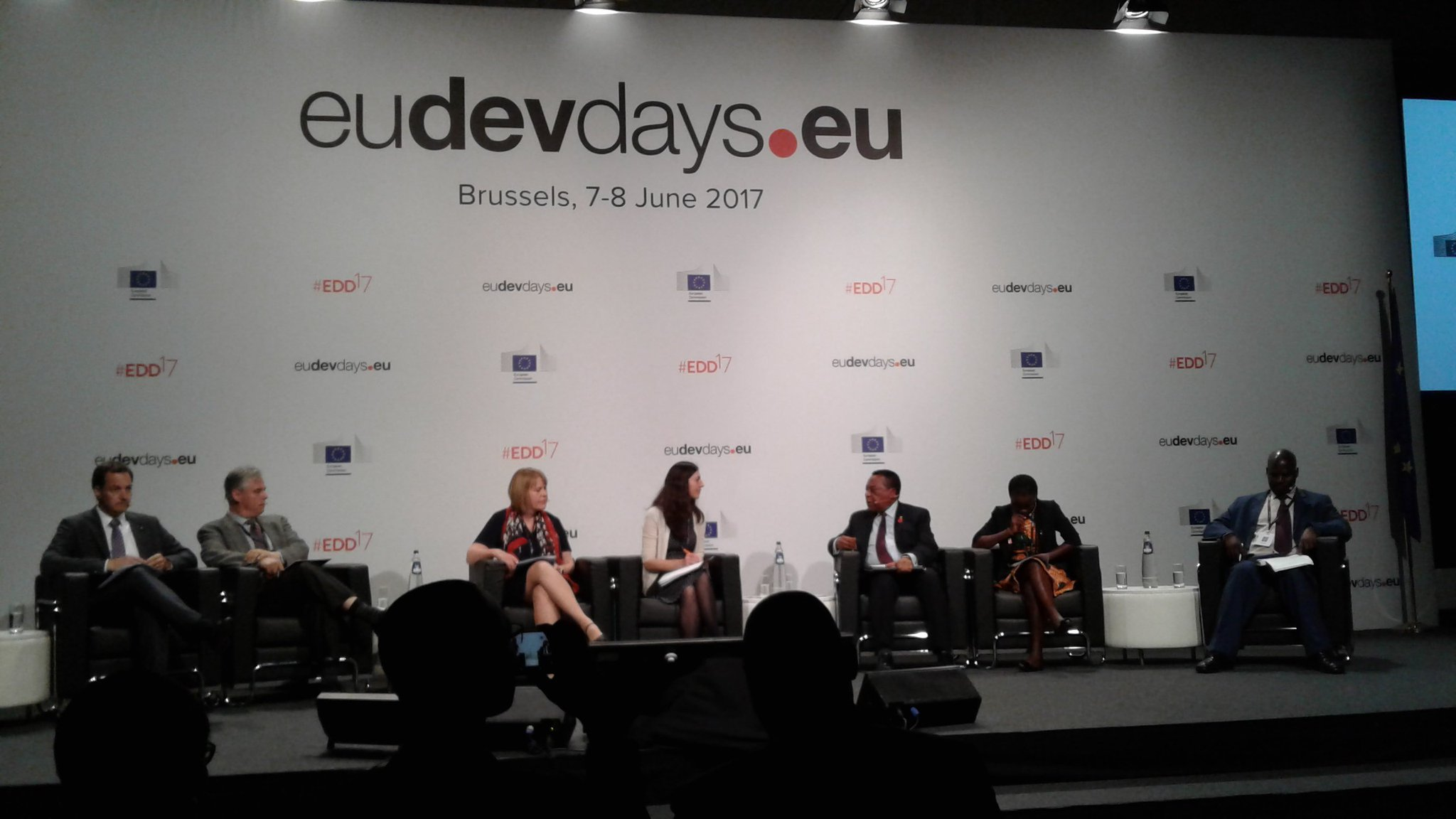 @ICRHugent is following the debate on family planning at the European Development Days #edd17 https://t.co/V5VqUpJnZ2