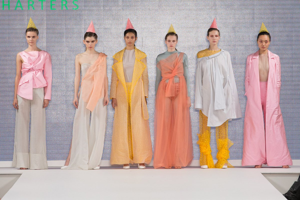 Brighton university fashion design 34