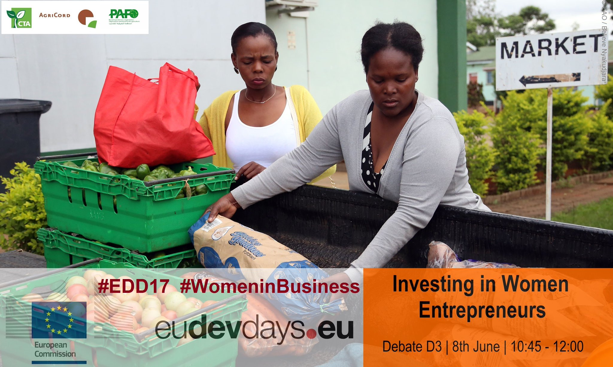 How can we make #women's role in the economy greater & fairer? We invite you to #EDD17 Rm D3 at 10:45 for an unmissable debate on this issue https://t.co/62jnFiGbxL