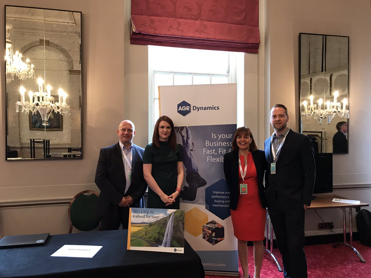 The AGR Dynamics team is set up and looking forward to a great day at #DrapersOps! #retail #merchandiseplanning <br>http://pic.twitter.com/e1rxqGqMyh