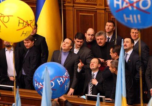 Референдум по НАТО в 2014 году навсегда бы перекрыл нам путь в Альянс, - Ирина Геращенко - Цензор.НЕТ 150
