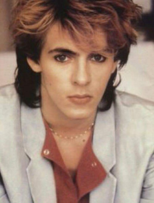 JUNJUNGAN GUWEH...   Happy birthday Nick Rhodes, who turns 55 today
