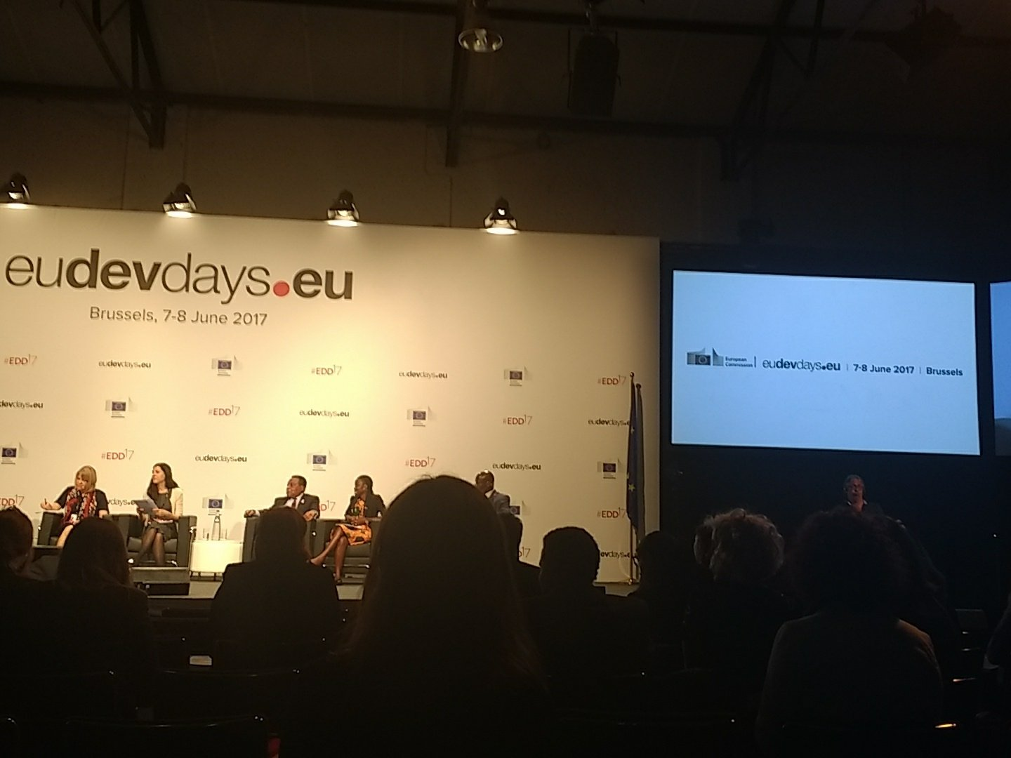 """""""Investing in the youth and their creativity, is creating skills and investing in employment opportunities"""" - Dr. Amb Mahiga #EDD17 https://t.co/hYEXsoWGZZ"""