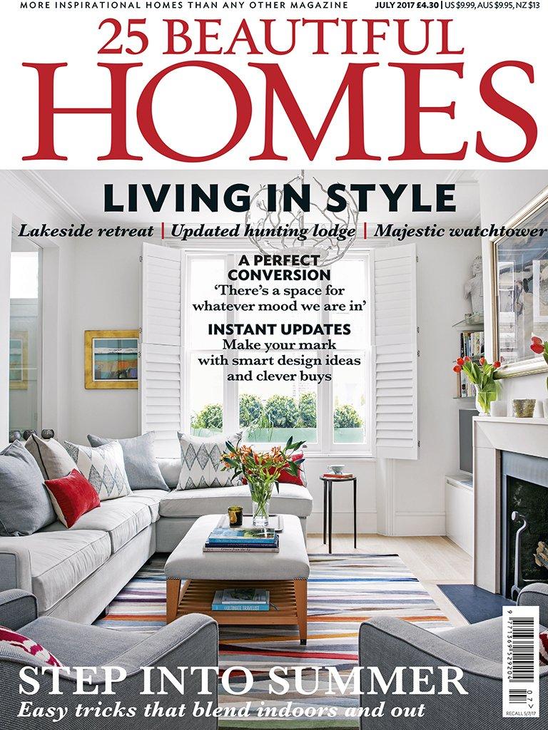 25 Beautiful Homes Kitchens: 25 Beautiful Homes (@25BHomesMag)