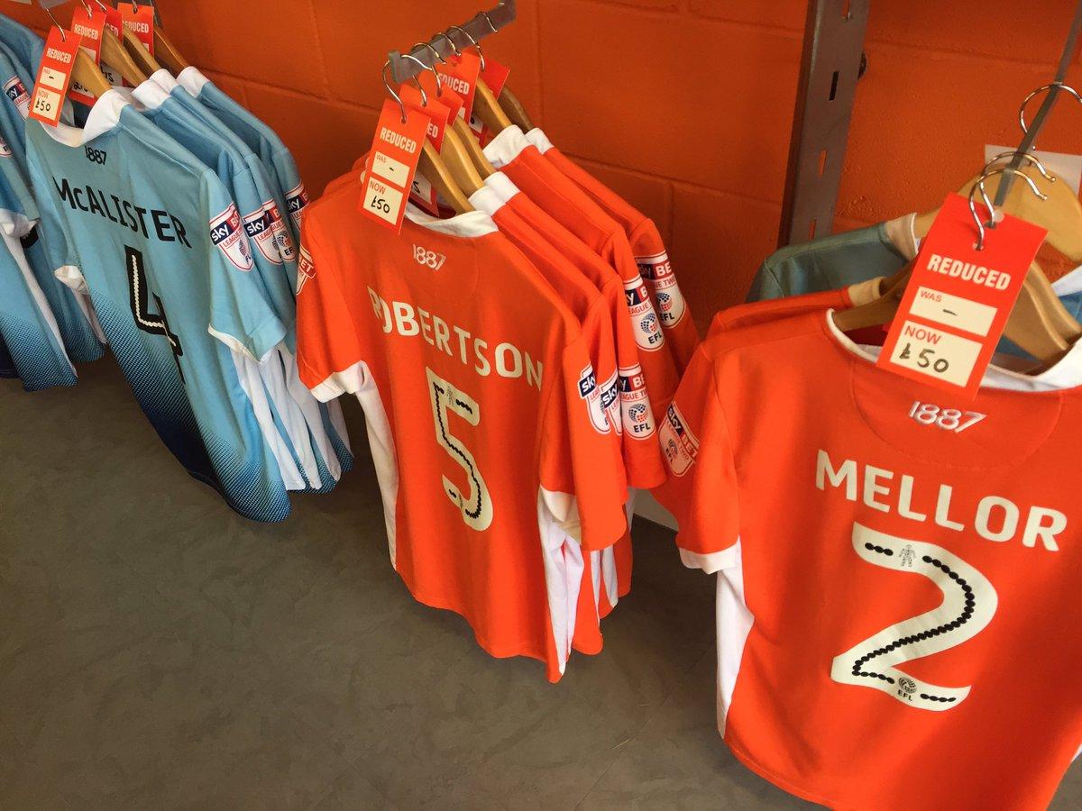 0714f469a74b1 Blackpool FC on Twitter: