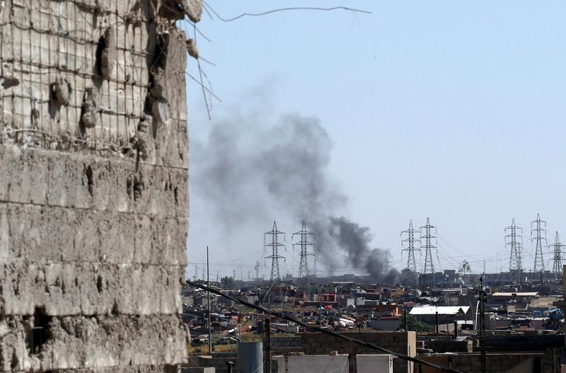 Thumbnail for Thousands Trapped By ISIS In Mosul, Iraq: HRW Daily Brief