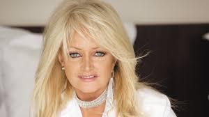 Felicitamos a Bonnie Tyler que hoy es su 66º cumpleaños!! Happy Birthday Bonnie !!