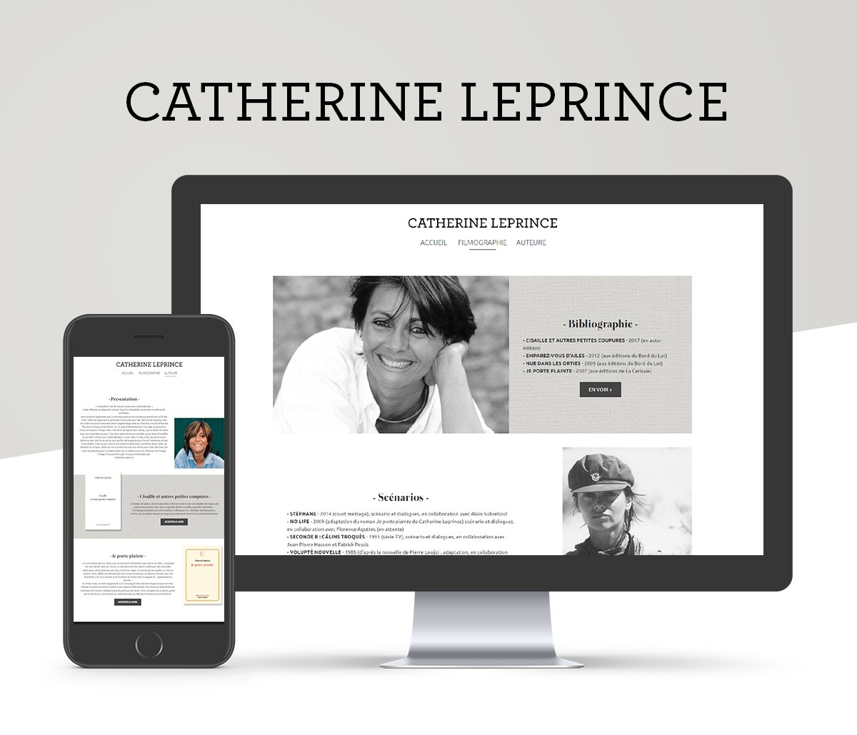Catherine Leprince Nude Photos 38