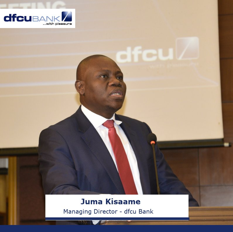 Image result for juma kisaame dfcu