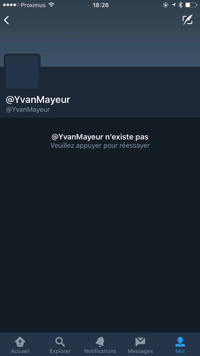 .@YvanMayeur a aussi démissionné de Twitter. https://t.co/JFHMjfQUHQ