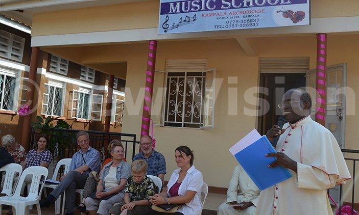 Uganda catholic music