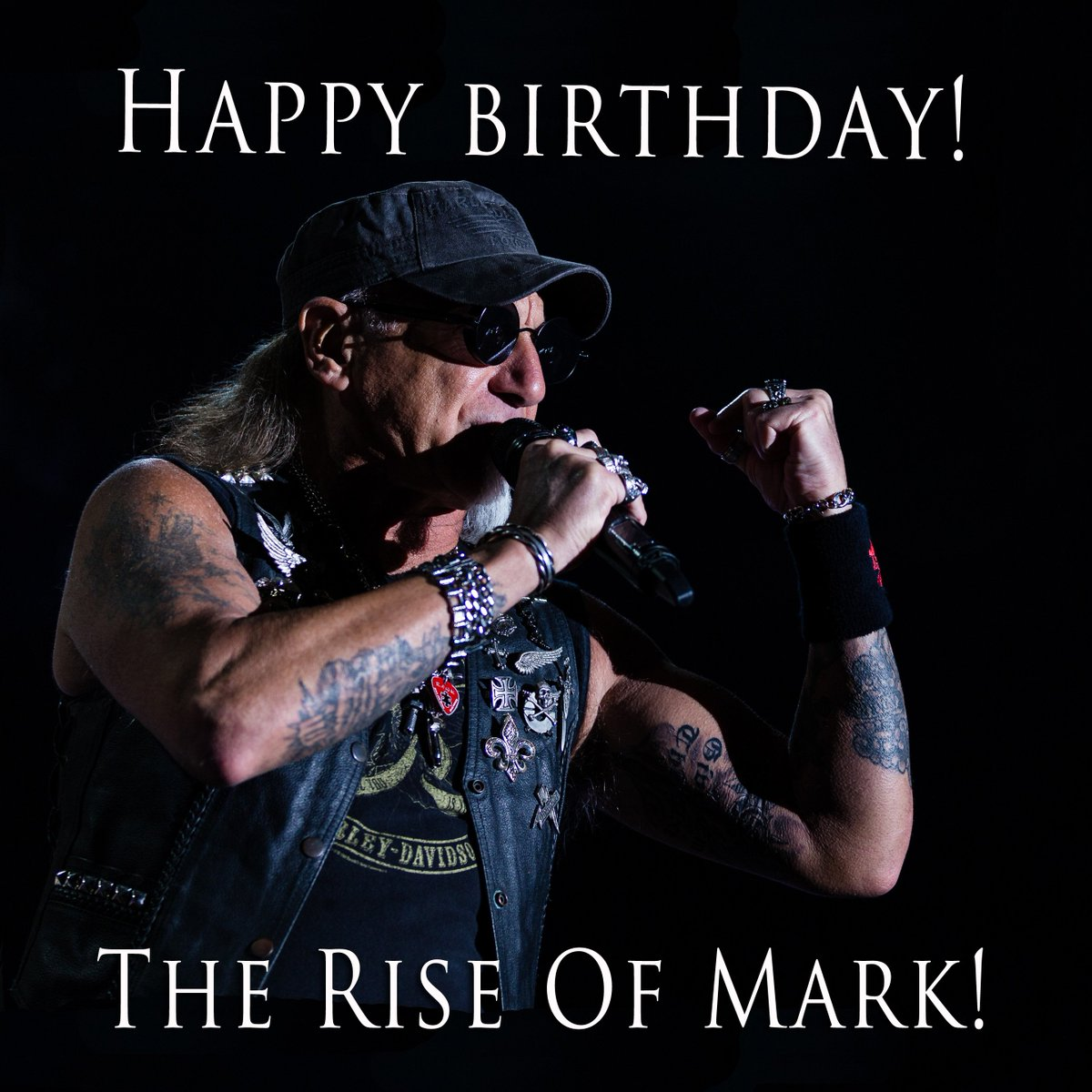 Join us in wishing Mark a very Happy Birthday! #MarkTornillo #ACCEPT #ACCEPTtheBAND #happybirthday #TROC #RockStar https://t.co/W80Sy241ja