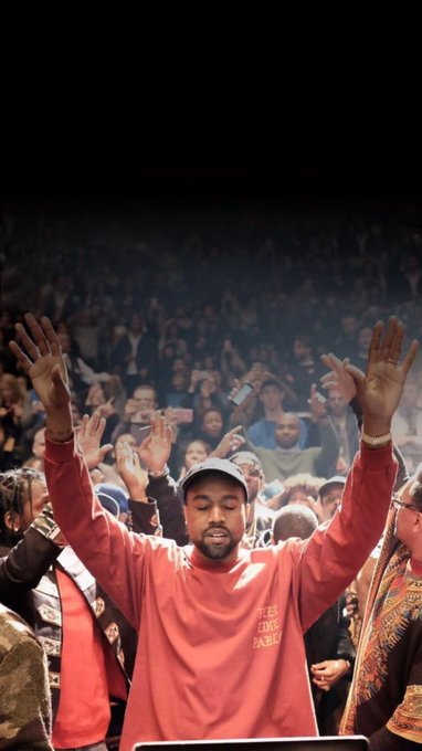 Happy birthday to the GOAT Kanye West