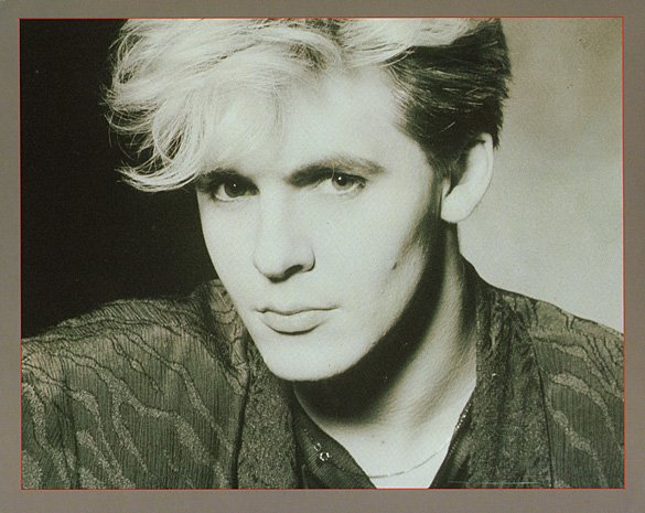 Happy birthday! Nick Rhodes!