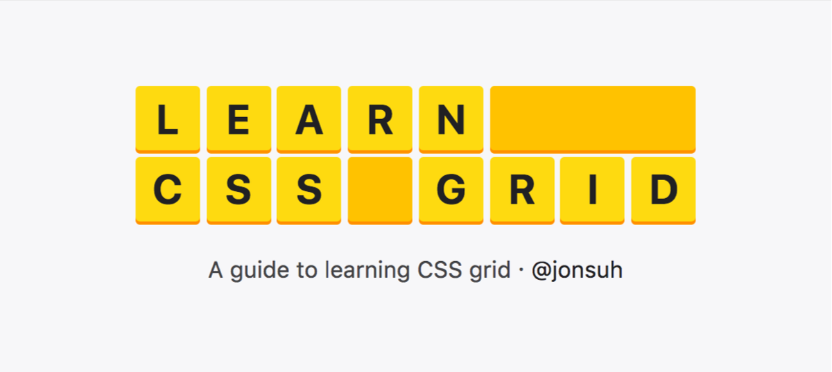 Learn CSS Grid - A Guide to Learning CSS Grid https://t.co/72mrA3Rqy2 https://t.co/ZRsq6Z8DXX