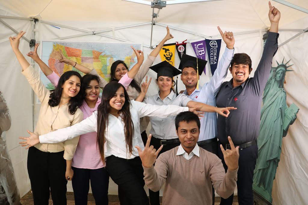 U.S. Consulate General Mumbai Celebrates Student Visa Day