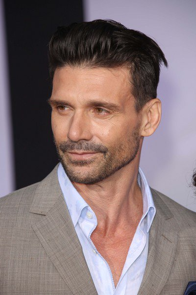 Happy 52nd birthday to the badass Frank Grillo!