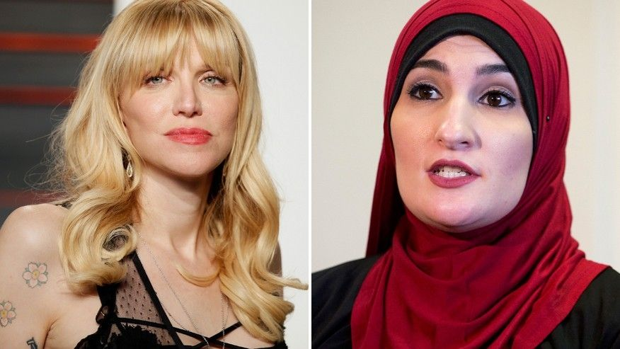 Courtney Love slams pro-Palestinian activist Linda Sarsour: 'You're a vile disgrace to women and all mankind' https://t.co/ZW6KYzJqvf