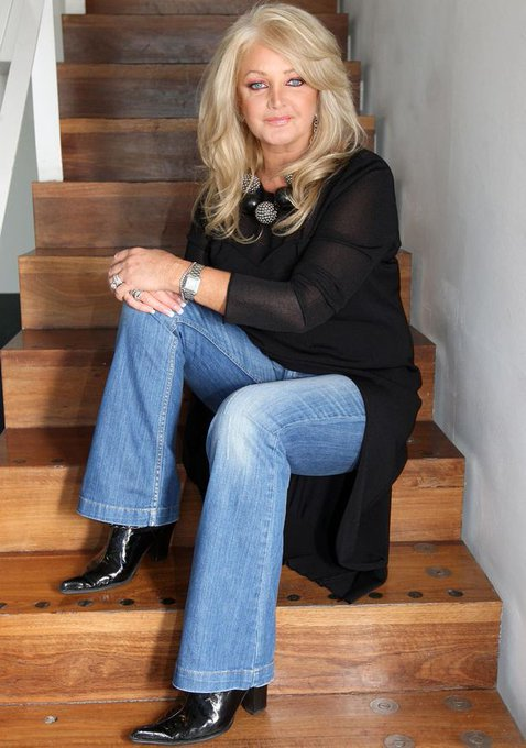A Big BOSS Happy Birthday to Bonnie Tyler today from all of us at Boss Boss Radio!