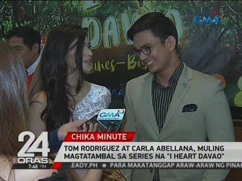 Tom Rodriguez Carla Abellana Heart : VIDEO Tom Rodriguez