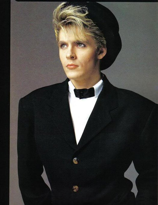 Happy Birthday Nick Rhodes Duran Duran will kick off lunch today at noon