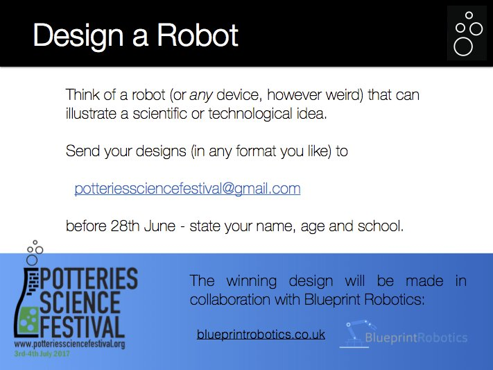 Blueprint robotics blueprintrobots twitter 0 replies 5 retweets 3 likes malvernweather Choice Image